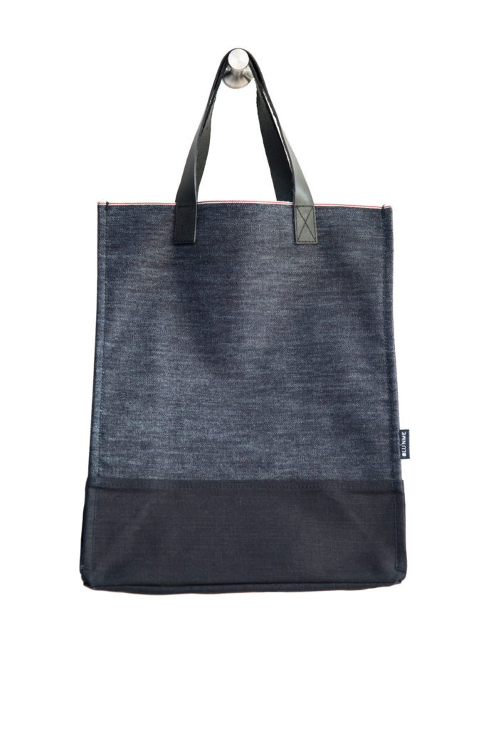 0024-01 Denim Shopper raw