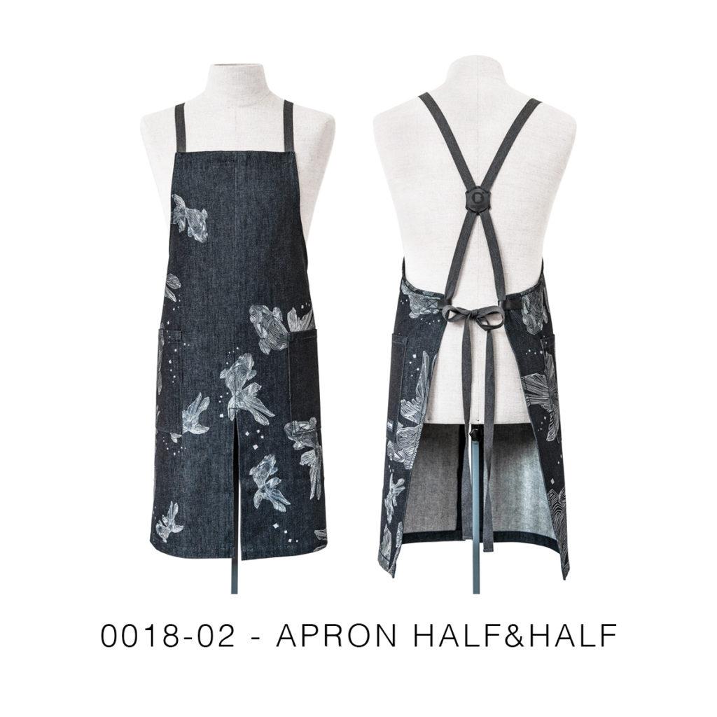 0018-02-APRON HALF&HALF-shop