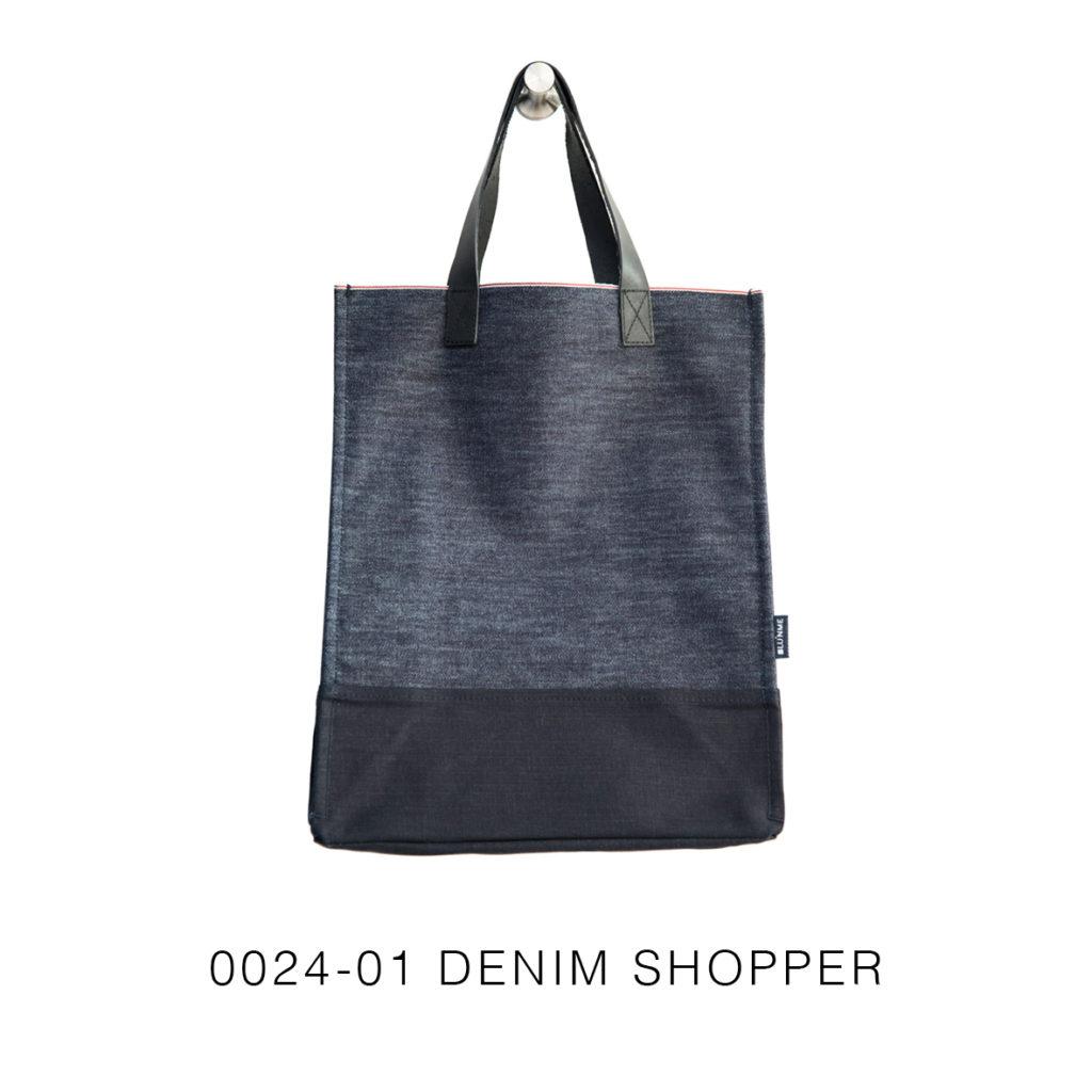 0024-01 Denim Shopper raw