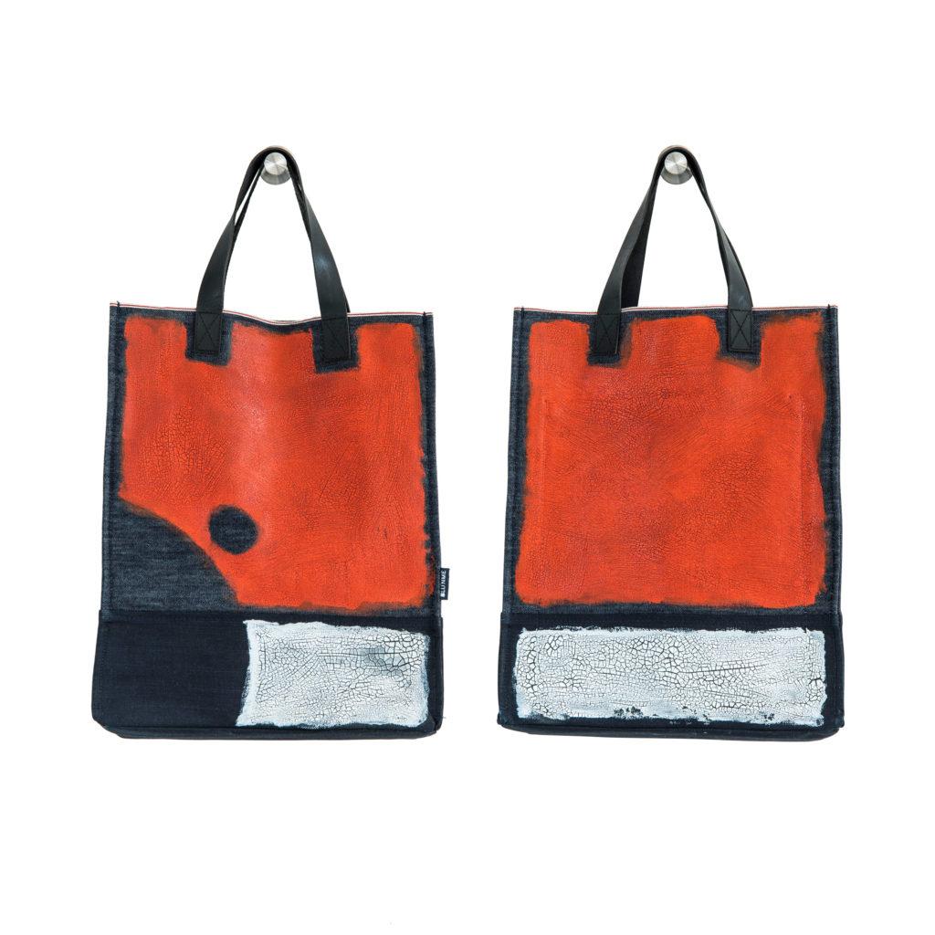 0024-04 Denim Shopper Serie Limitata / Limited Edition
