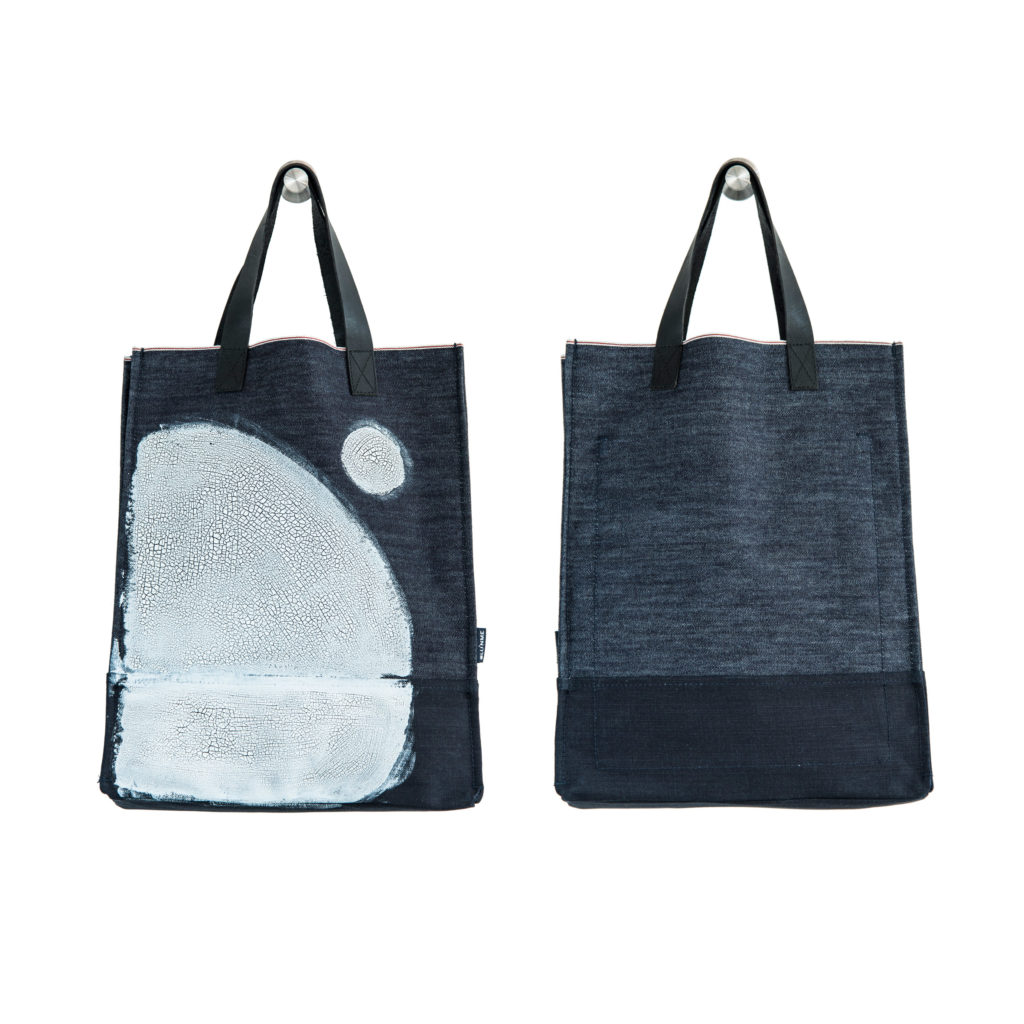 0024-06 Denim Shopper Serie Limitata / Limited Edition