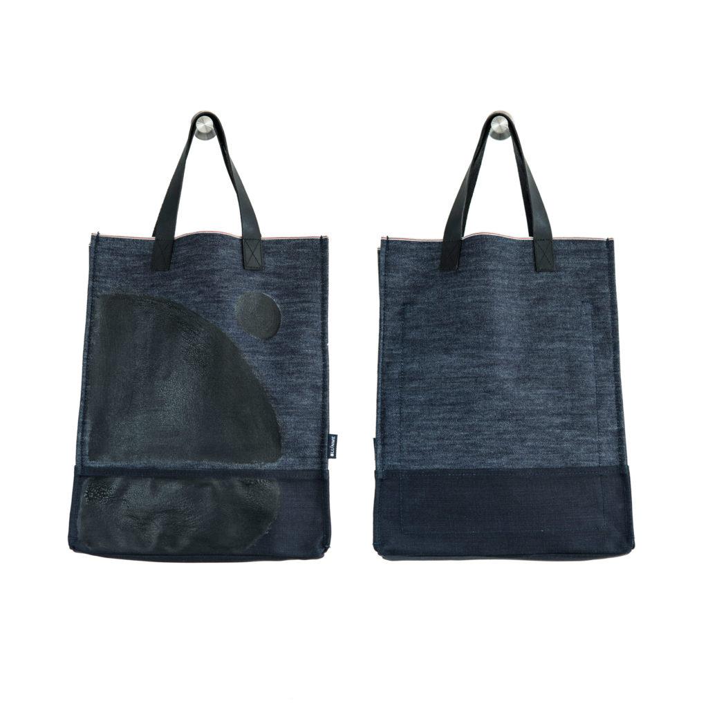 0024-07 Denim Shopper Serie Limitata / Limited Edition