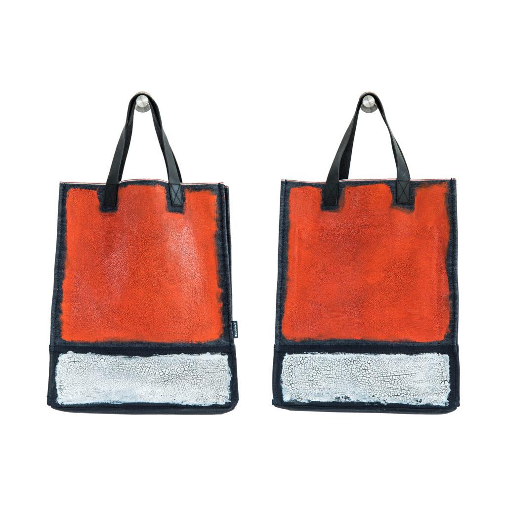 0024-09 Denim Shopper Serie Limitata / Limited Edition