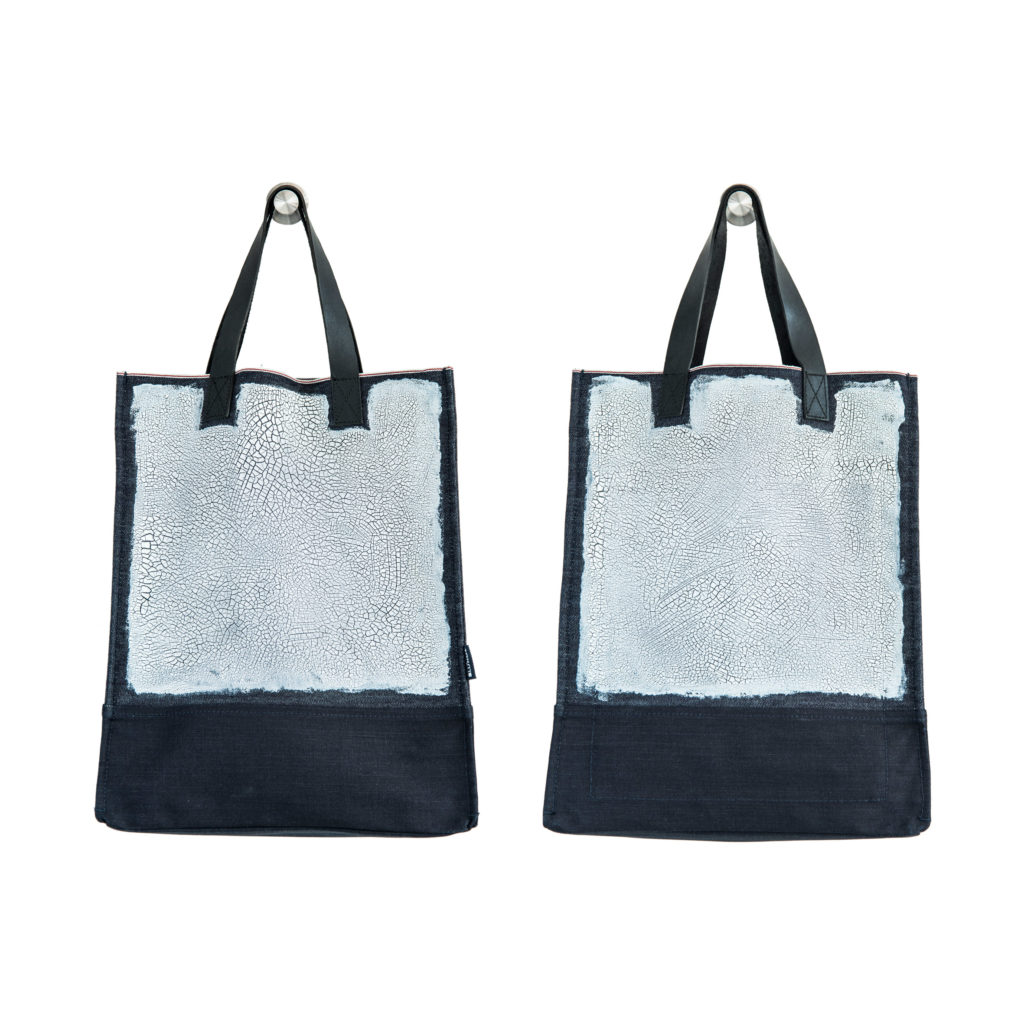 0024-10 Denim Shopper Serie Limitata / Limited Edition
